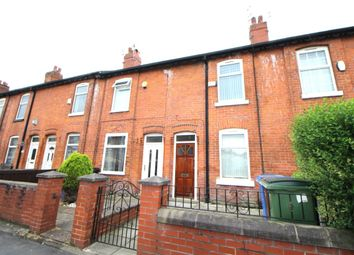 Thumbnail 2 bed terraced house to rent in Asquith Street, Stockport