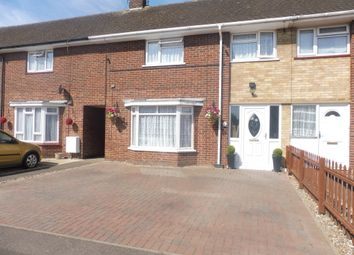 Thumbnail 3 bed terraced house for sale in Morton Avenue, March