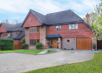 Thumbnail 5 bed detached house for sale in Oxshott, Surrey
