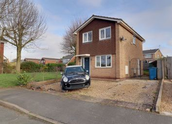3 bed detached house for sale in Hurstmead Drive, Wildwood, Stafford ST17