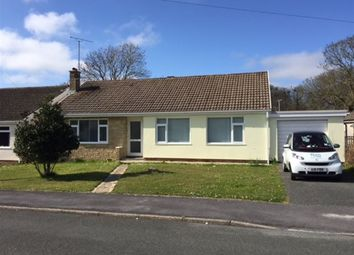 Thumbnail 3 bed bungalow to rent in Westhill, Pembroke, Pembrokeshire