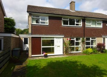 Thumbnail 4 bed semi-detached house for sale in Chalfonts, Tadcaster Road, York