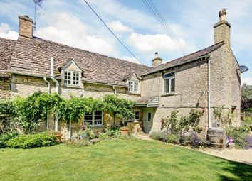 Thumbnail 5 bed semi-detached house for sale in Broadwell, Lechlade, Gloucestershire