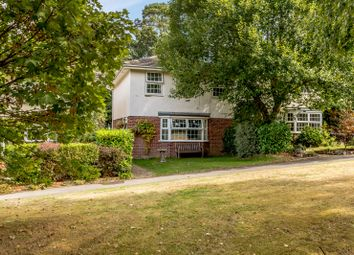 Thumbnail 4 bed detached house for sale in Elizabeth Avenue, Bagshot