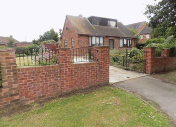 Thumbnail 2 bed detached bungalow for sale in Retford Road, Worksop