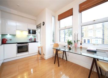 Thumbnail 1 bed flat to rent in Harwood Road, Fulham, London