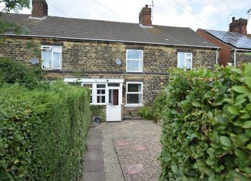 Thumbnail 2 bed terraced house to rent in Victoria Terrace, Tibshelf, Alfreton, Derbyshire