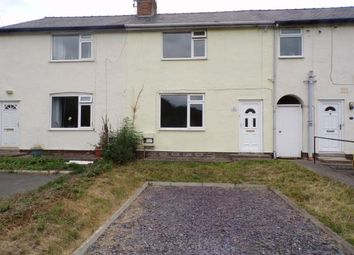 Thumbnail 3 bed terraced house for sale in Wrexham Road, Caergwrle, Wrexham, Flintshire