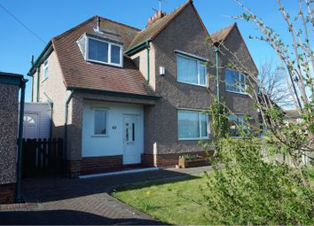 Thumbnail 3 bed semi-detached house for sale in Rhyl Coast Road, Rhyl