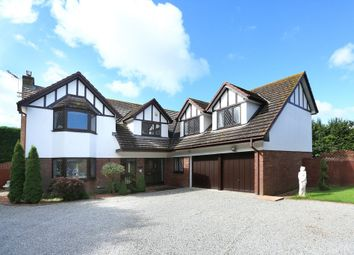 Thumbnail 5 bedroom detached house for sale in Church Road, Plymstock, Plymouth