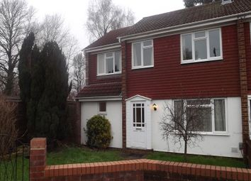 Thumbnail 4 bedroom semi-detached house to rent in Union Street, Farnborough