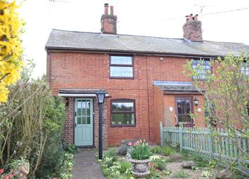 Thumbnail 2 bed cottage for sale in Mooring Cottage, Holbrook, Ipswich, Suffolk