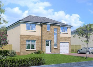 Thumbnail 4 bed detached house for sale in Walnut House Type, Ballochney Brae, Plains, Plains