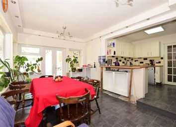 Thumbnail 5 bedroom detached bungalow for sale in Undercliff Drive, St Lawrence, Isle Of Wight