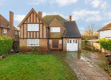 Thumbnail 4 bed detached house for sale in Whitehill Avenue, Luton
