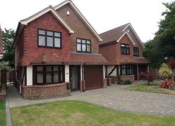 4 bed detached house for sale in Tudor Close, Northfleet, Gravesend DA11