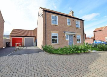 Thumbnail 3 bed detached house for sale in Hazel Walk, Alford, Lincolnshire, Parts Of Lindsey