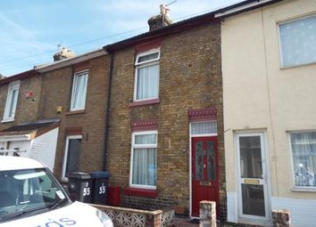 Thumbnail 2 bed terraced house for sale in Clarendon Street, Dover, Kent, England