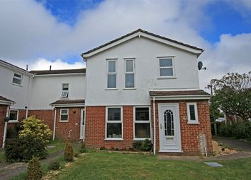 Thumbnail 3 bed end terrace house for sale in Meadowlands, Lymington, Hampshire