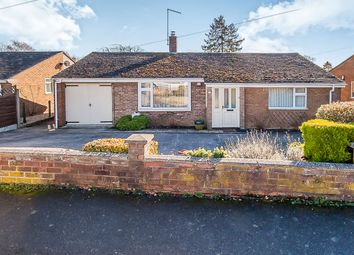Thumbnail 2 bedroom detached bungalow for sale in Northwick Road, Ketton, Stamford