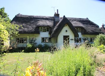 Thumbnail 4 bed detached house for sale in Bambers Green, Takeley, Bishop's Stortford