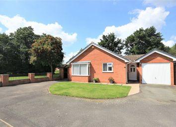 Thumbnail 3 bed bungalow for sale in Greenacres, Wem, Shrewsbury