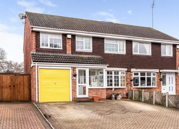 Thumbnail 5 bed semi-detached house for sale in Granby Close, Redditch, Worcestershire