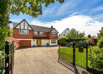 Thumbnail 5 bed detached house for sale in Redvers Road, Warlingham, Surrey