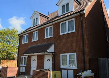 Thumbnail 5 bedroom semi-detached house to rent in The Green, Chalvey, Slough