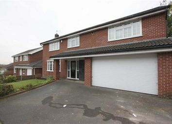 Thumbnail 5 bed detached house for sale in Oakenbottom Road, Breightmet, Bolton