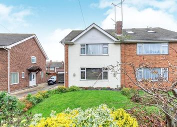 Thumbnail 3 bed semi-detached house for sale in Bloors Lane, Rainham, Gillingham, Kent