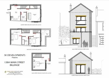 Thumbnail 4 bed detached house for sale in Main Street, Billinge