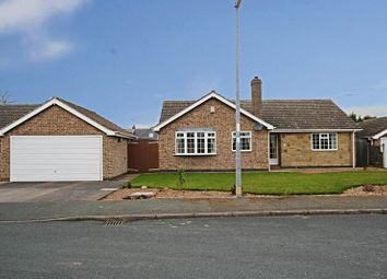 Thumbnail 3 bed detached bungalow to rent in St. James Road, Melton, North Ferriby