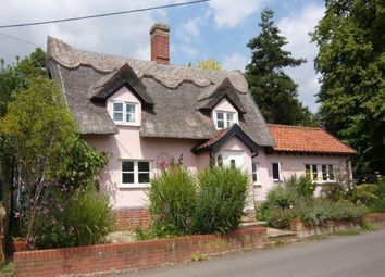 Thumbnail 2 bedroom cottage to rent in High Street, Rattlesden, Bury St. Edmunds