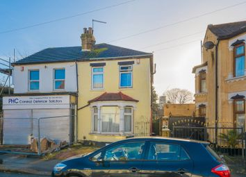 Thumbnail 3 bed detached house for sale in Roman Road, Ilford