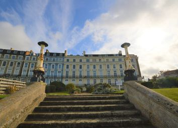 Thumbnail 3 bed flat to rent in Royal Crescent, Margate