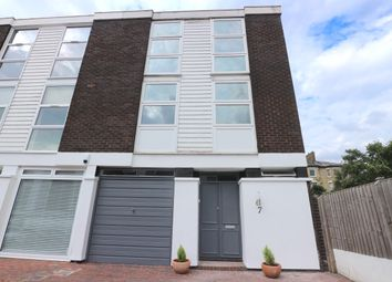 Thumbnail 4 bed town house to rent in Brocas Close, Swiss Cottage
