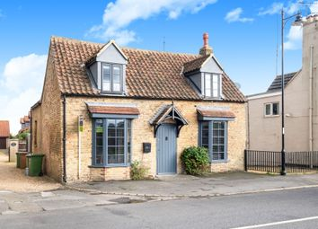 Thumbnail 2 bed detached house for sale in Whittlesey Road, Thorney, Peterborough