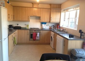 Thumbnail 4 bed town house to rent in Gadwall Croft, Keele, Newcastle Under Lyme