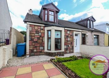 Thumbnail 3 bed semi-detached house for sale in Dalness Street, Tollcross
