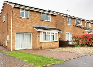 Thumbnail 3 bed detached house for sale in Abbotswood Road, Brockworth, Gloucester