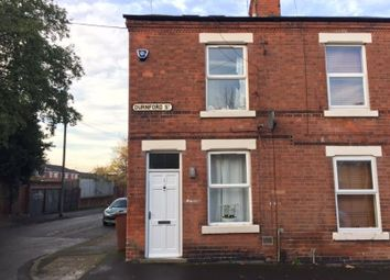 Thumbnail 2 bed end terrace house for sale in Durnford Street, Nottingham