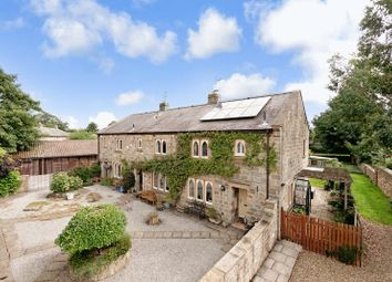Thumbnail 3 bed country house for sale in Orchard Lane, Ripley, Harrogate