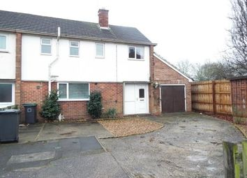 Thumbnail 3 bed end terrace house for sale in Lark Close, Chilwell, Nottingham