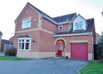 Thumbnail 4 bed detached house for sale in Fraserburgh Way, Orton Southgate, Peterborough, Cambridgeshire