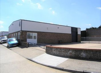 Thumbnail Light industrial to let in Unit 4, Conder Way, Whitehall Industrial Estate, Colchester, Essex
