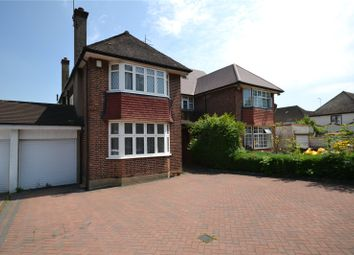 Thumbnail 4 bed semi-detached house to rent in High Road, North Finchley, London