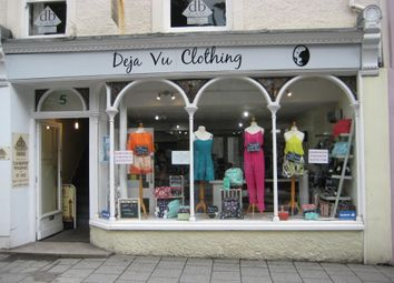 Thumbnail Retail premises for sale in 5 The Moor, Falmouth