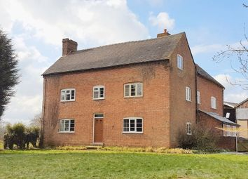 Thumbnail 4 bed farm for sale in Hurst Farm, Pinfold Lane, Abbots Bromley, Staffordshire