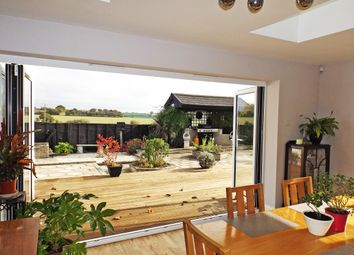 Thumbnail 5 bed detached bungalow for sale in Harvest Close, Haughley, Stowmarket
